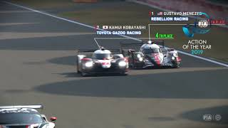 FIA Action of the Year - World Endurance Championship