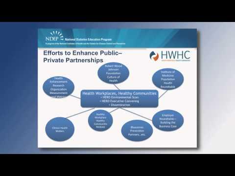 NDEP Population Health Management Webinar