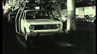 Создание ВАЗ 2101 (Копейка)