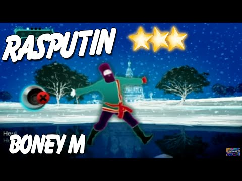 🌟-just-dance-greatest-hits:-rasputin---boney-m-🌟