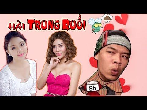 Tổng Hợp Phim Hài Trung Ruồi - Phim Hài Mới - TRUNG RUỒI TÁN GÁI - Phim hài hay nhất 2019