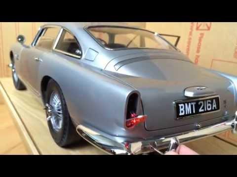 1/8 Aston Martin DB5 Demo