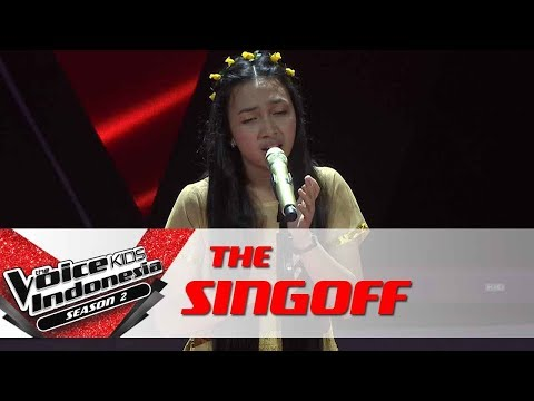 Elen Hallelujah | Sing Off | The Voice Kids Indonesia Season 2 GTV 2017
