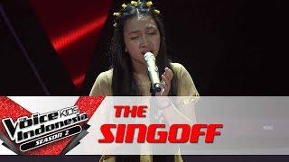 Elen Hallelujah | Sing Off | The Voice Kids Indo