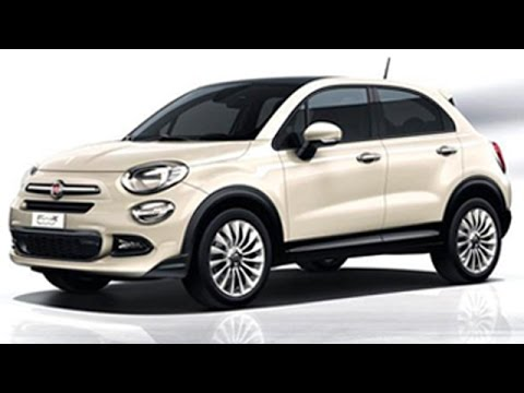 fiat 500x abarth primo video spia doovi. Black Bedroom Furniture Sets. Home Design Ideas