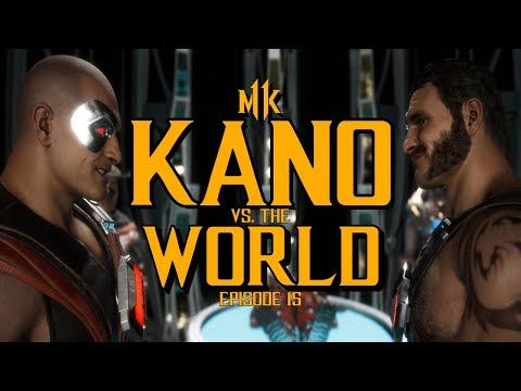 MK11: Kano Vs. The World, Episode 15: A Dirtbag Meets A Ripper (1080P/60FPS)
