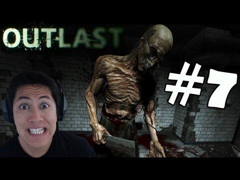Outlast Walkthrough Part 7 Gameplay Review...