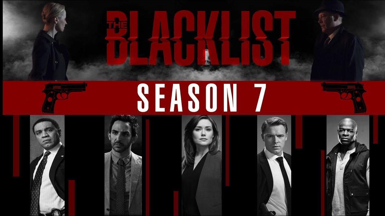 THE BLACKLIST: 7° TEMPORADA GANHA TRAILER COMPLETO - FutgameTV