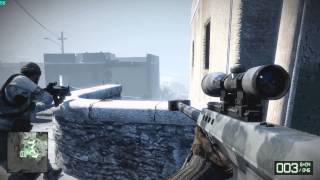 "Battlefield Bad Company 2 Mission 5+6 ""Crack In The Sky""+""SnowBlind"" HD"