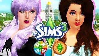 NEW GUY & GIRL!?👀 // The Sims 3 | Seasons & University #6