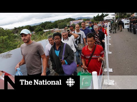 CBC in Colombia: How Venezuela's crisis is impacting South America