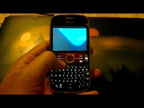 Nokia Asha 302 Crashed!
