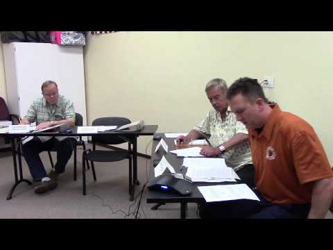 6-2015 Commissioner Meeting - Whatcom County Fire District 5 - Point Roberts, WA