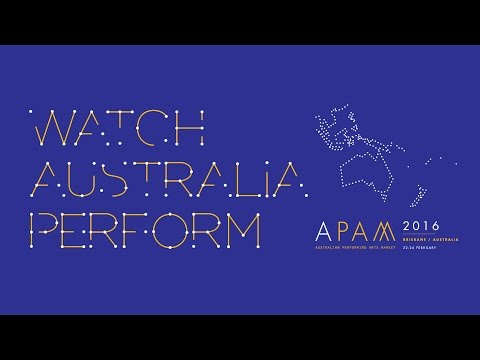 APAM 2016 Program Launch