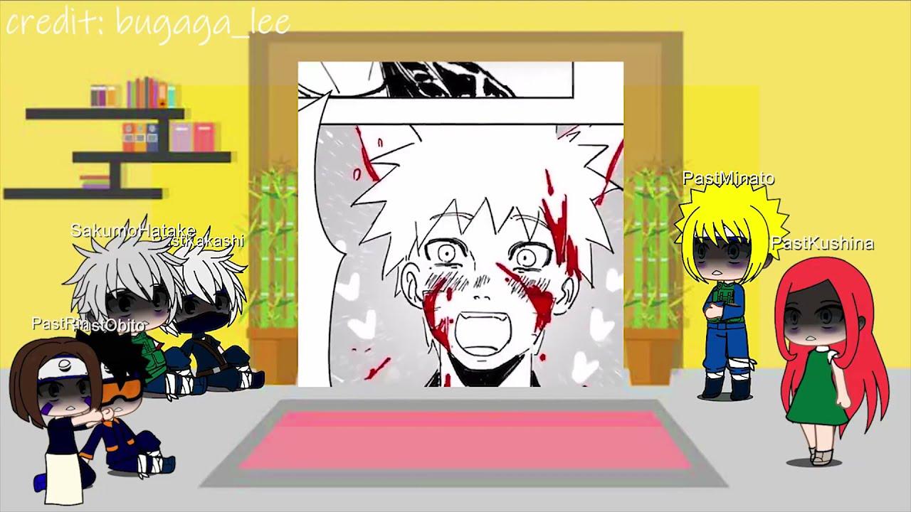 Download 🌸 Team Minato + Kushina React To -- {Part 1} NaruSaku Dimension Read Description 🌸