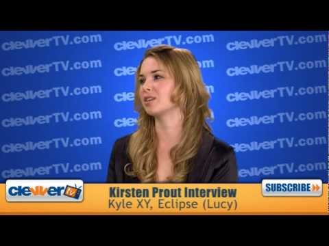 Kirsten Prout  Part 2