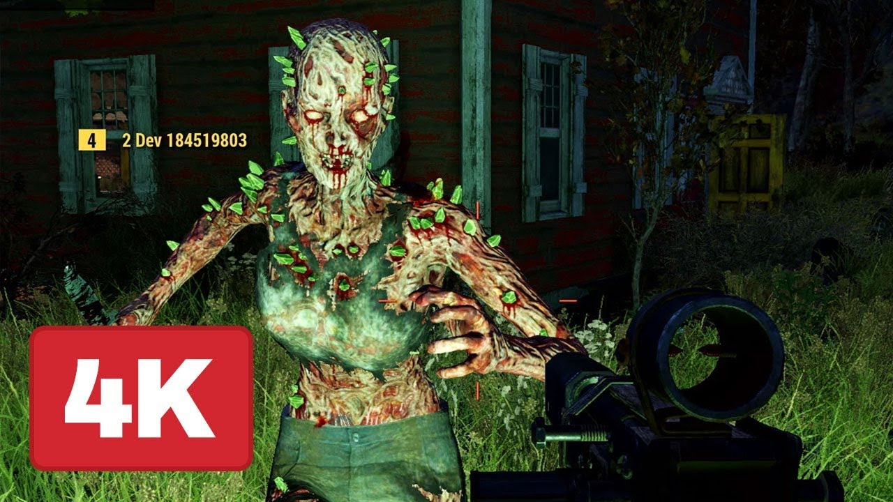 7 Minutes of Fallout 76: Combat and Multiplayer Gameplay ...