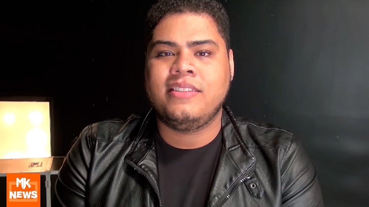 Danilo Franco - Lançamento do novo Single na MK Music (#MKnãoPARA)