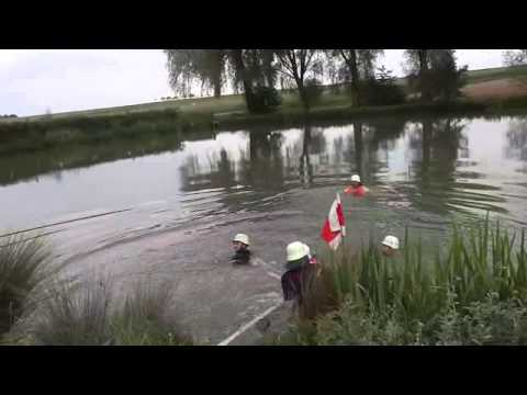 Cold-Water-Challenge Leuzenbronn 2014