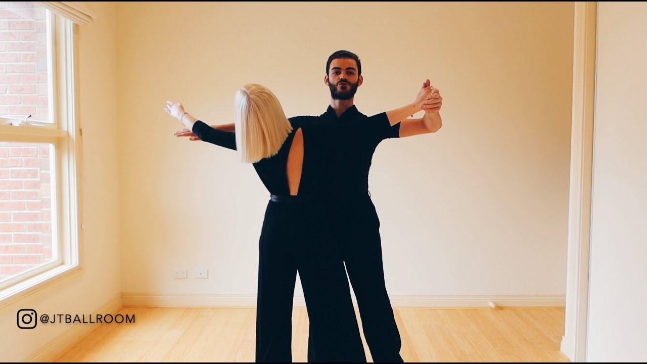 How to take the perfect ballroom hold with your partner | Ballroom Dance Tutorials | Episode 1