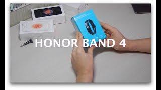 Обзор Honor band 4. Цена соответствует качеству?
