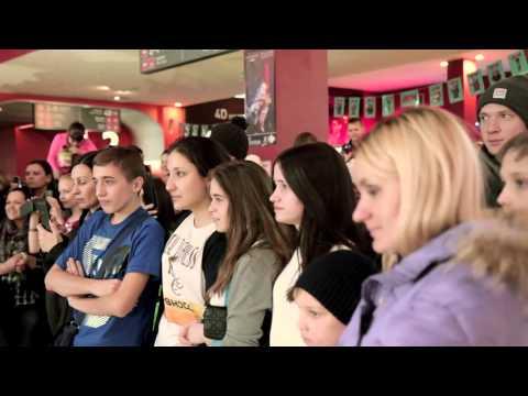 Танцевальный флешмоб от Пермского мясокомбината
