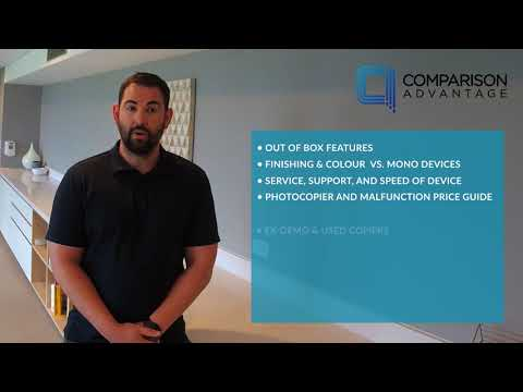 Comparison Advantage - Buyers guide to a new Multifunction device