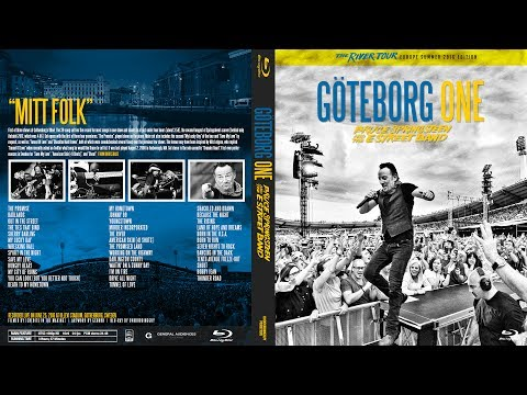 Bruce Springsteen - Gothenburg Ullevi 25.6.2016 FULL SHOW TRAILER