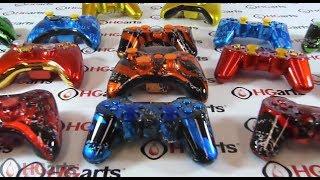 Custom Controllers XBOX 360 & PS3 - Mandos Personalizados | HG Arts Modz