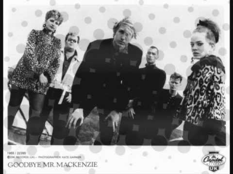 Goodbye Mr. Mackenzie - Candlestick Park (Hammer and Tongs Cherry Red Ver.)