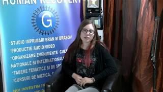 BIANCA MILEA-  INTERVIU GHR