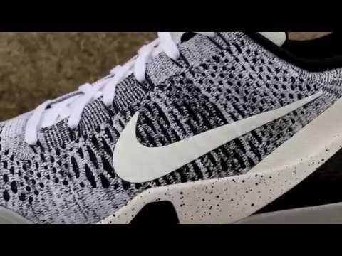 Nike Kobe 9 Elite Low Beethoven Review On Foot - YouTube 2e9d94b09