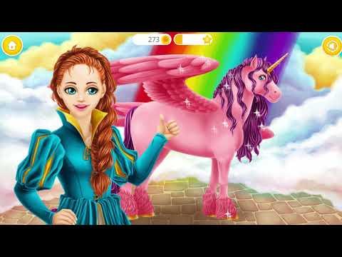 Animal Care - Princess Horse Club 3 - Magic Pony Care, Horse Makeover (TutoTOONS)
