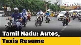 COVID-19 News: Tamil Nadu Opens Up, Chennai Relaxes Restrictions As Madurai Locks Down