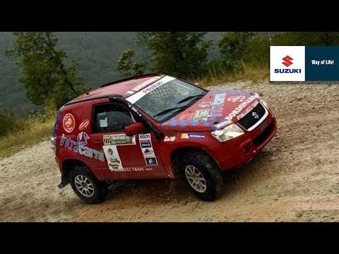 Suzuki Cross Country   Nido dell'Aquila Baja 2017