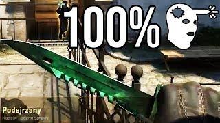 TAKA KOSA I 100% HEADSHOTÓW!?  - Overwatch #121