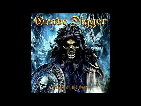 Grave Digger - Warriors Revenge