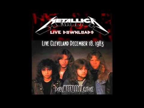 Metallica - Hit the Lights [Live Cleveland December 18, 1983]
