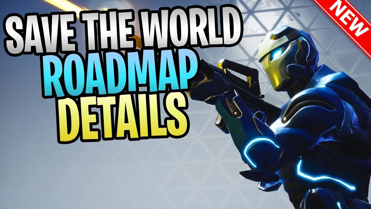 FORTNITE - New Rad Heroes, Boombox Weapons, And Dance Trap! (STW Season X  Roadmap)