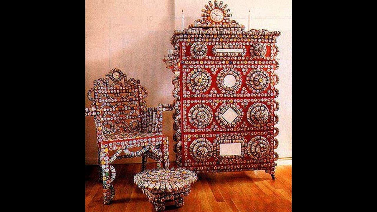 Top 100 Idées créatives pour recycler des capsules en métal - YouTube SI98