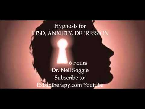 Hypnosis for PTSD, ANXIETY AND DEPRESSION - Dr. Neil Soggie - Existotherapy.com