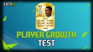 FIFA 16 | Saidy Janko | Growth Test