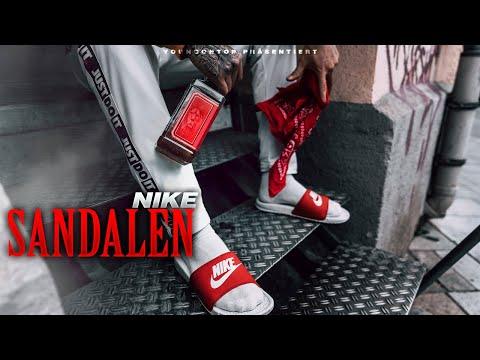 Eazim - Nike Sandalen Prod By Btm