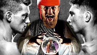 UFC Fight Night Liverpool Predictions