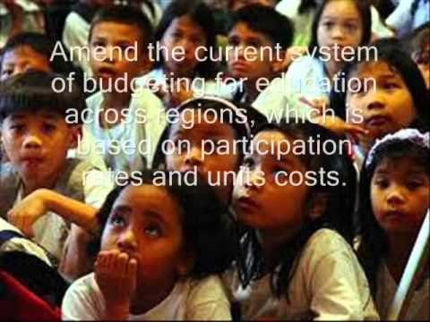 A documentary about Education issues in the Philippines