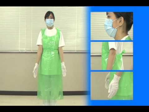 2 嘔吐物処理の実際 動画解説
