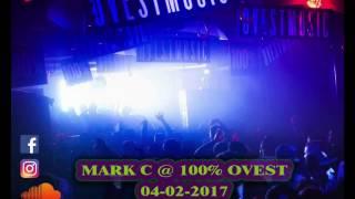 MARK C @ 100%OVEST (Lux Club - Oristano)