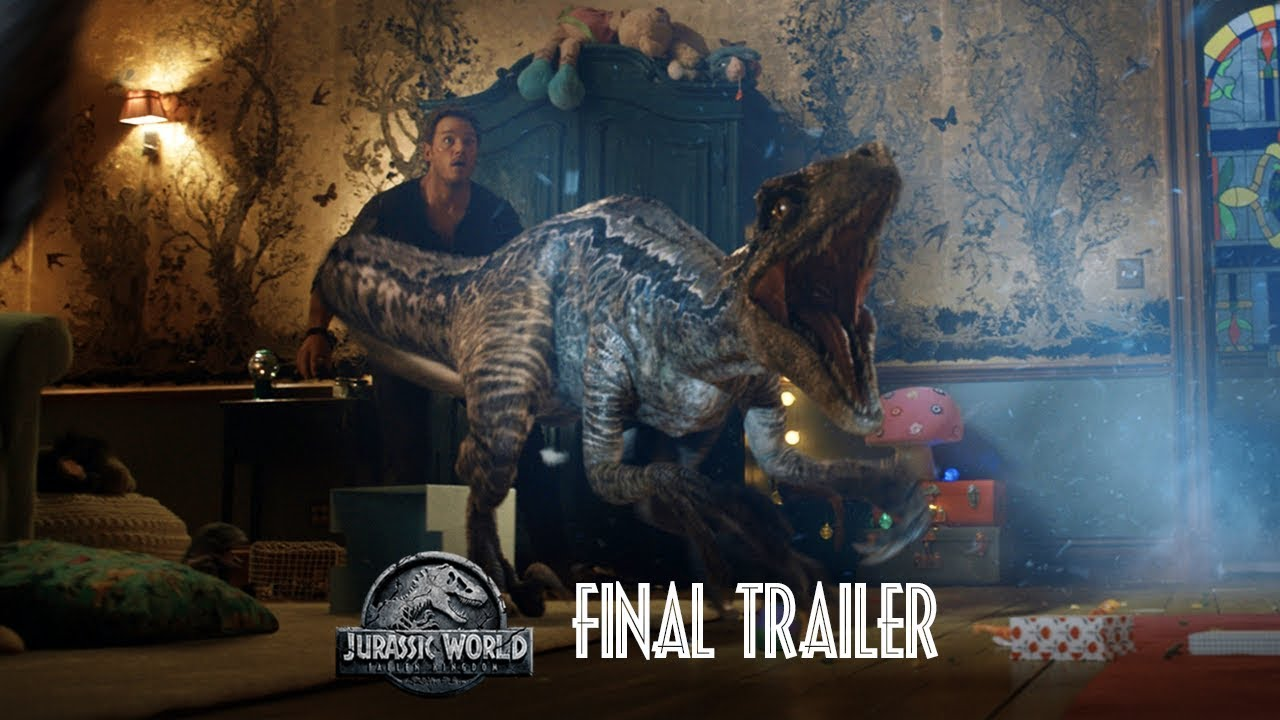 Jurassic World: Fallen Kingdom review — a stunning