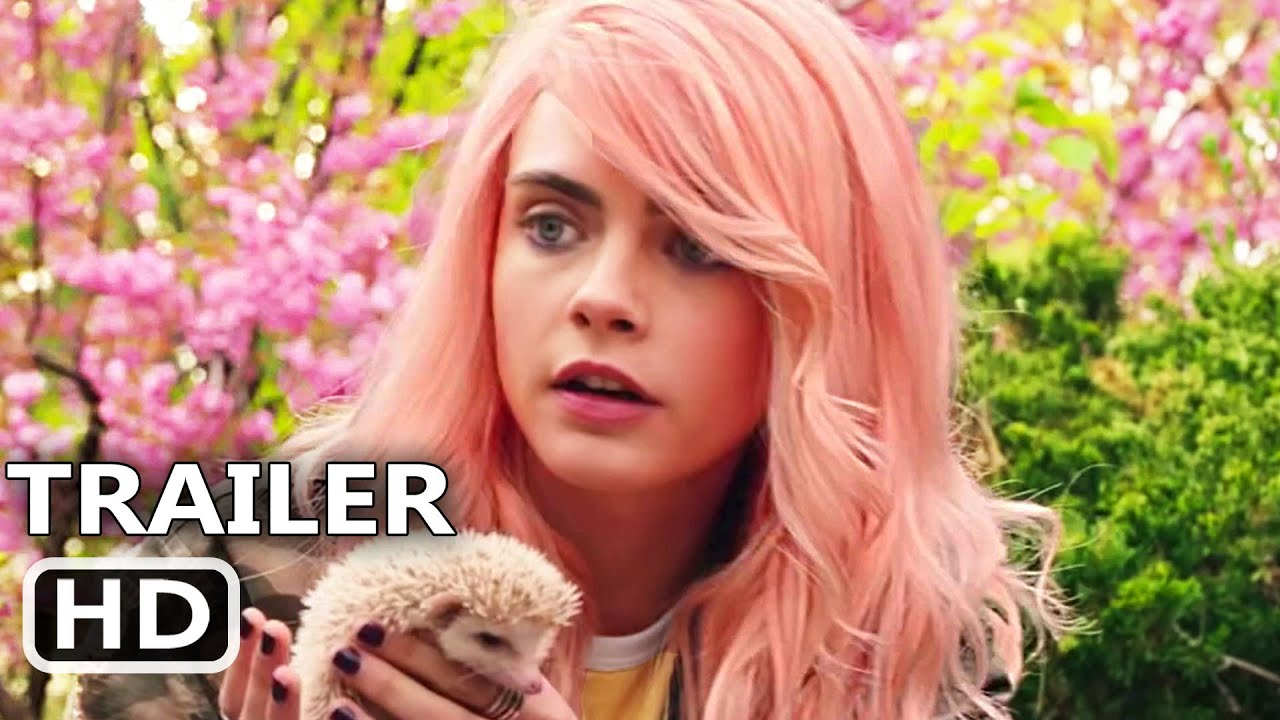 LIFE IN A YEAR Official Trailer (2020) Cara Delevingne, Jaden Smith, Drama Movie HD