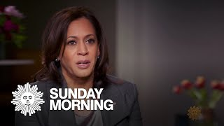 Kamala Harris on the job ahead